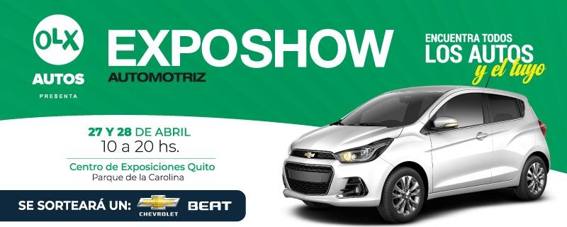 EXPO SHOW AUTOMOTRIZ 2019