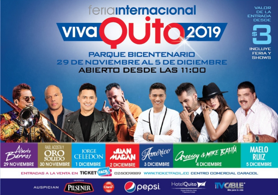 Feria Internacional VIVA QUITO 2019