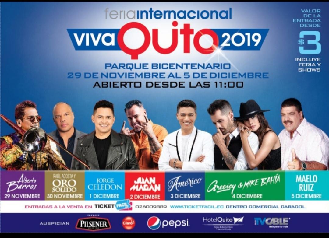PREVENTAS VIVA QUITO 2019