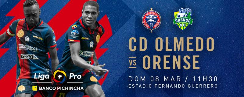 CD OLMEDO VS ORENSE