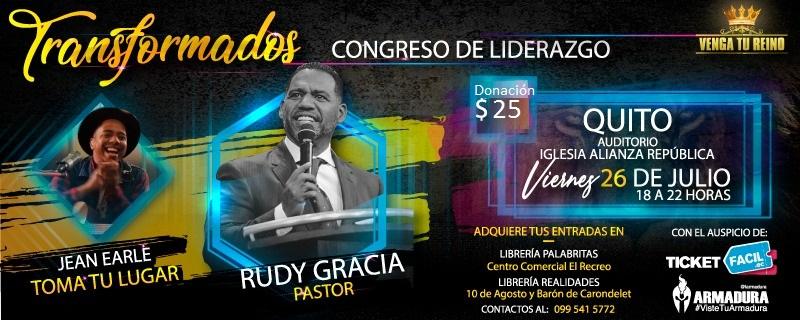 TRANSFORMADOS CONGRESO DE LIDERAZGO