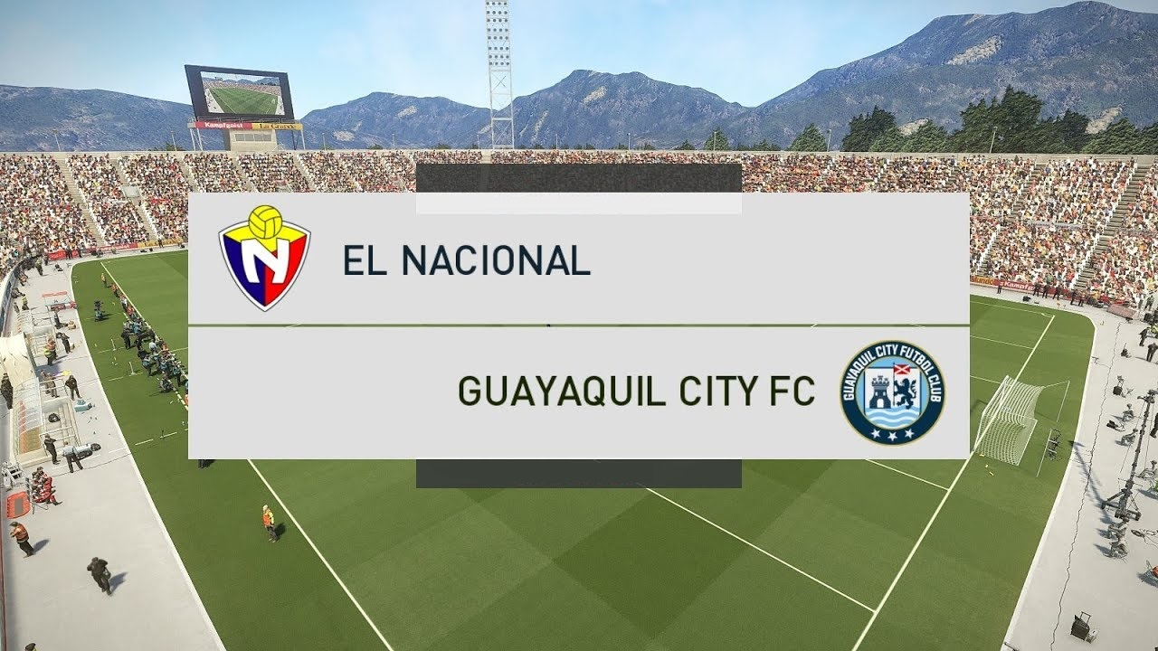 Nacional Vs Guayaquil City